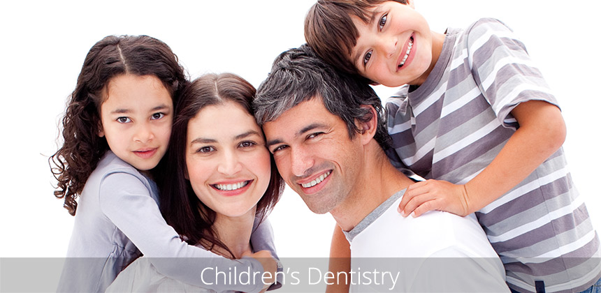 Children's Dentistry in Notting hill