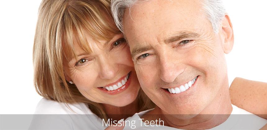 Notting Hill Dental Clinic - Missing Teeth