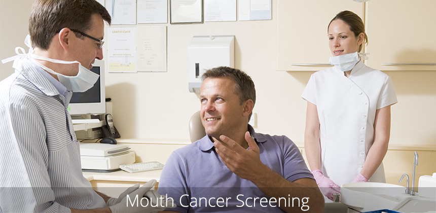 mouth cancer screening notting hill
